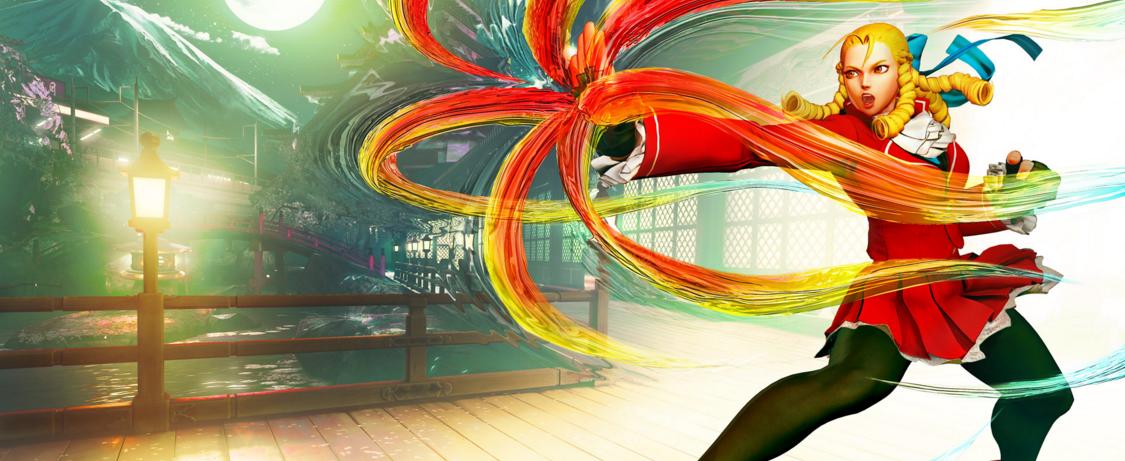 Street Fighter V выйдет на Linux и SteamOS - 1