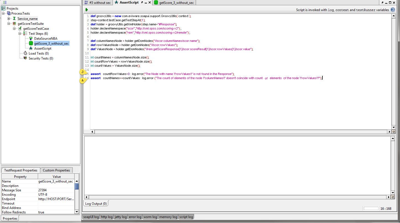 Zabbix + SoapUI=мониторинг веб-служб - 9
