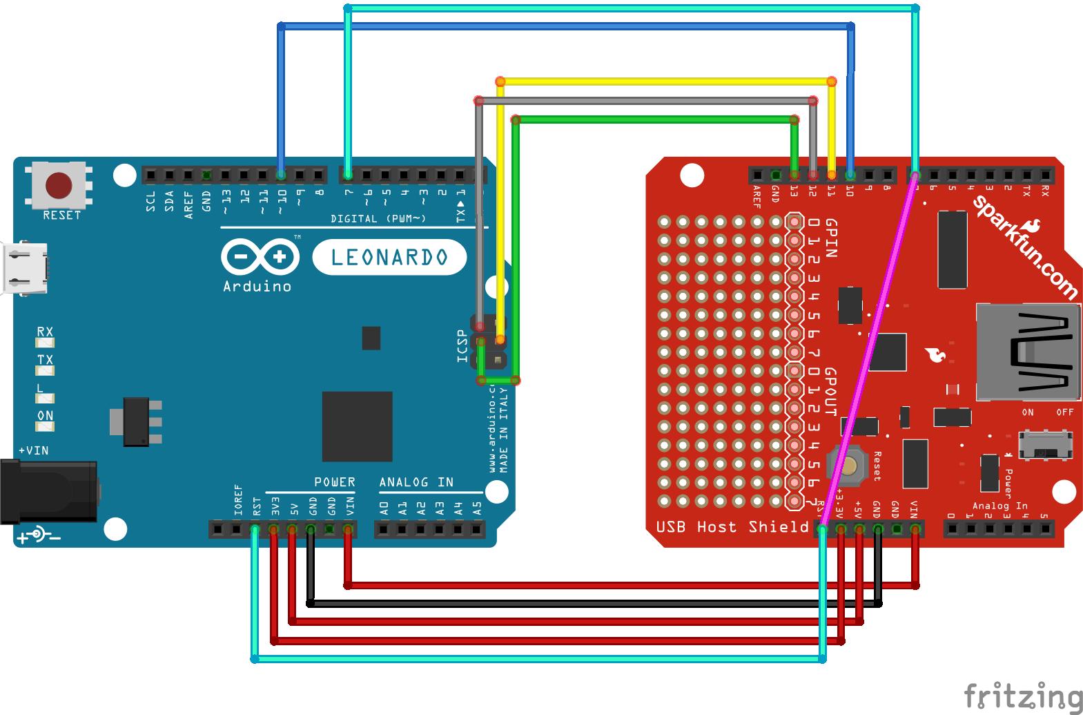 Клавиатурный шпион на Arduino - 3