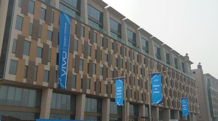 Vivo также приступила к производству своих смартфонов в Индии