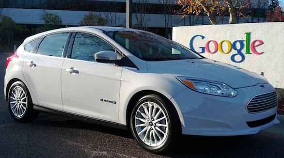 По слухам, на CES 2016 Google и Ford объявят о совместном производстве беспилотных автомобилей