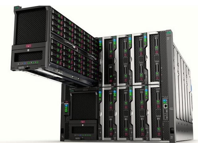 Рынок серверного оборудования, статистика - 3