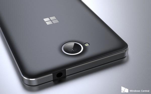 Опубликованы новые изображения и предполагаемые характеристики смартфона Microsoft Lumia 650