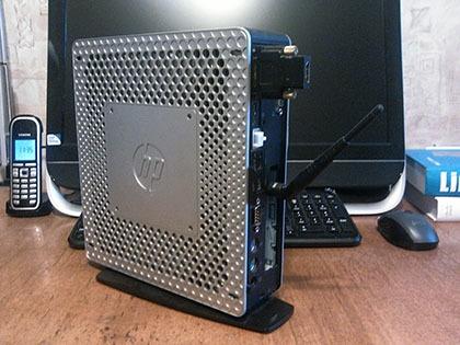 Тонкий клиент HP в качестве домашнего роутера и файл-сервера - 3