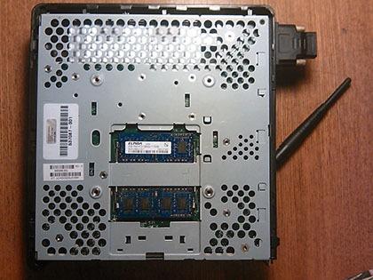 Тонкий клиент HP в качестве домашнего роутера и файл-сервера - 5