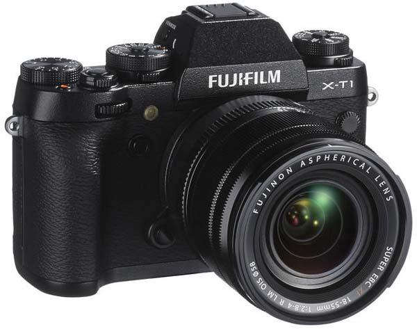 В России камера Fujifilm X-T1 без объектива будет стоить 54 999 рублей