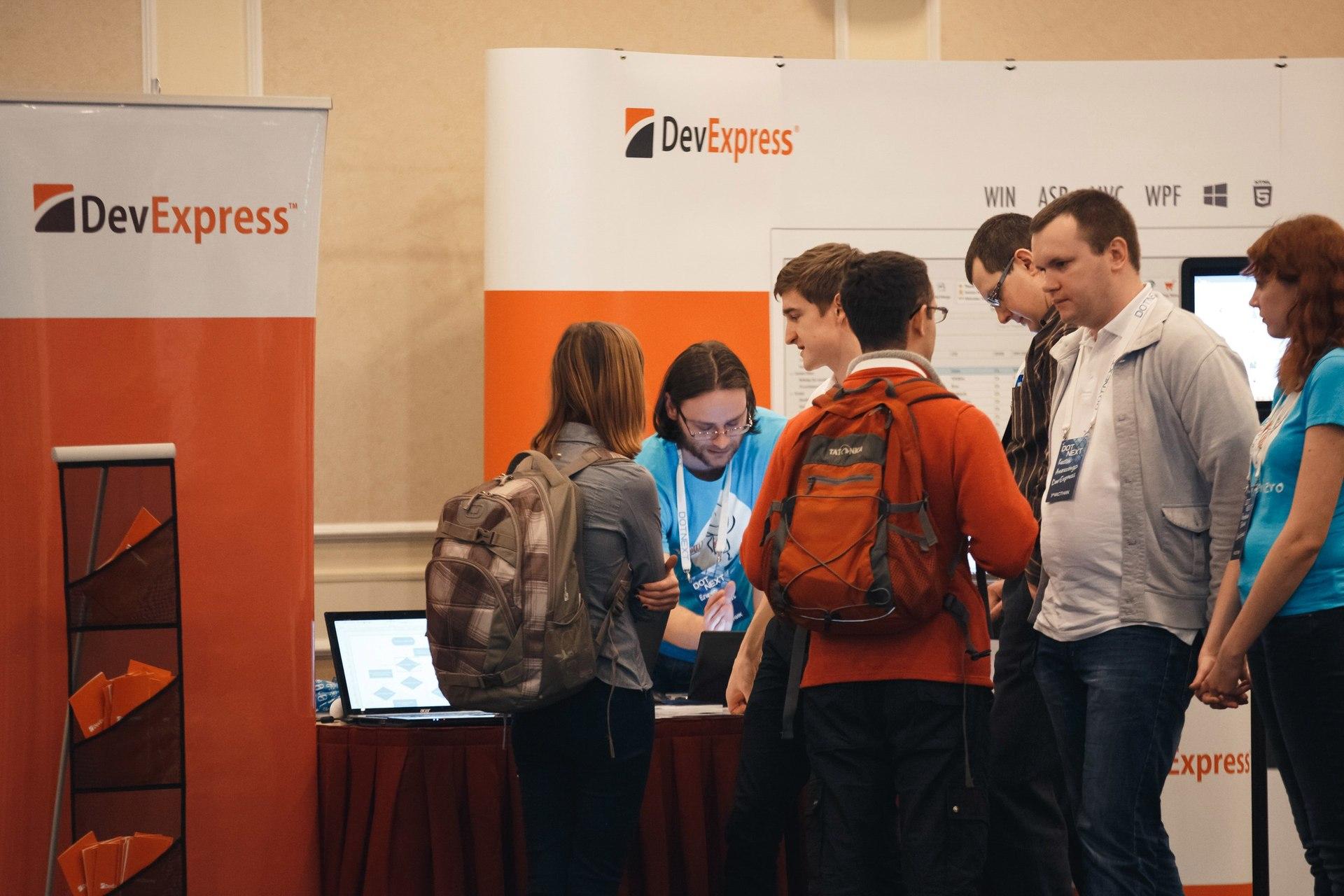 DotNext 2015 в Москве: раздвигая границы - 3