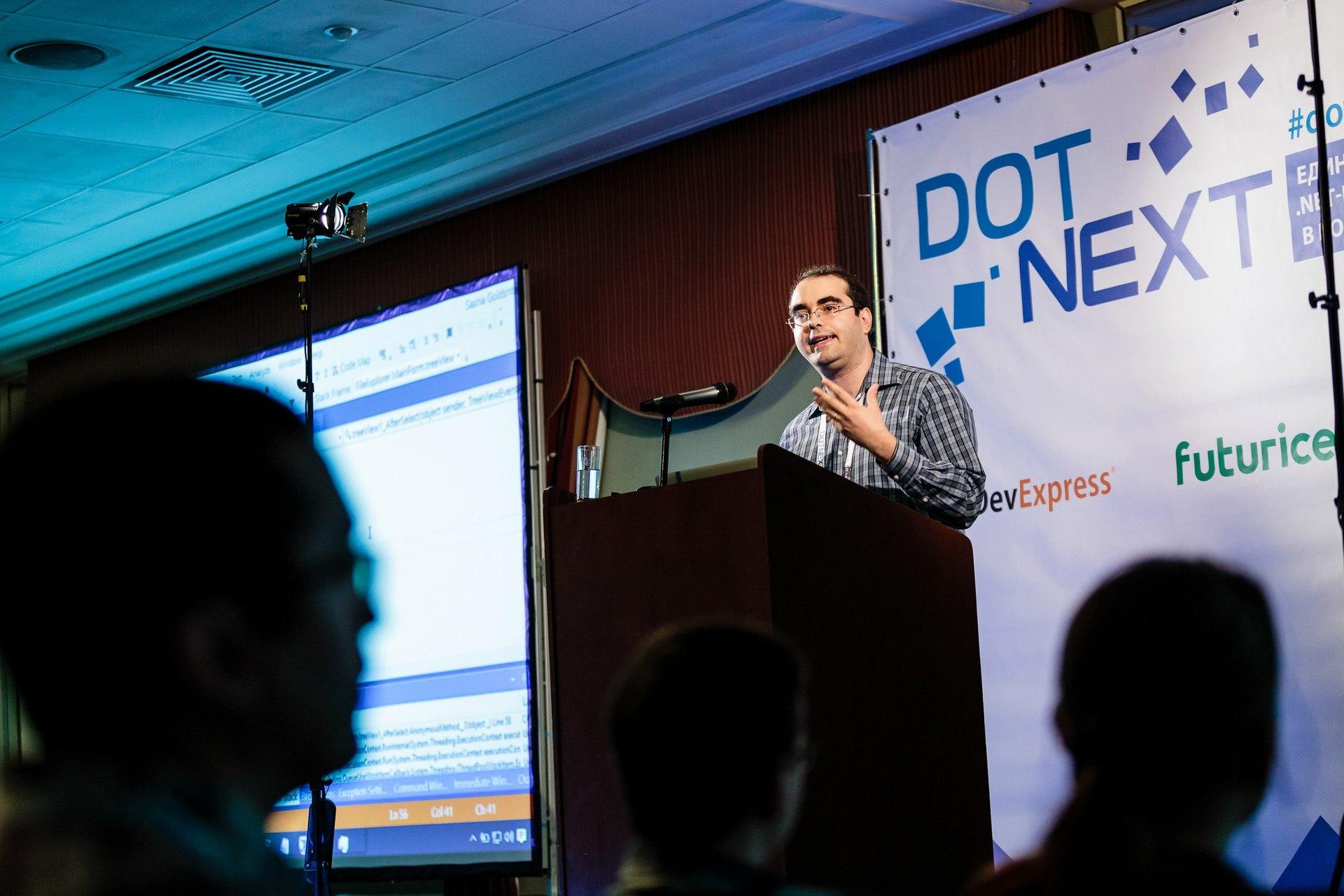 DotNext 2015 в Москве: раздвигая границы - 7