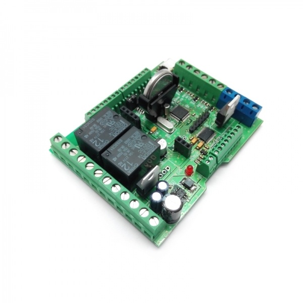 MP8036multi: пример работы термостатом - 1