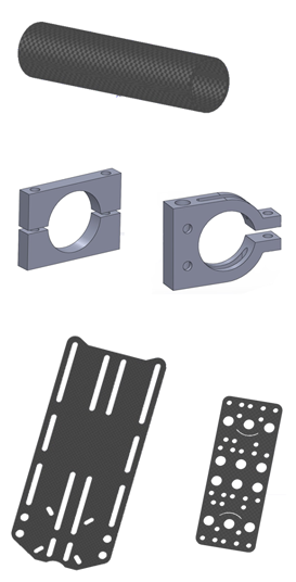 Коптер в рюкзаке (часть 2) — Лего для дронов - 7