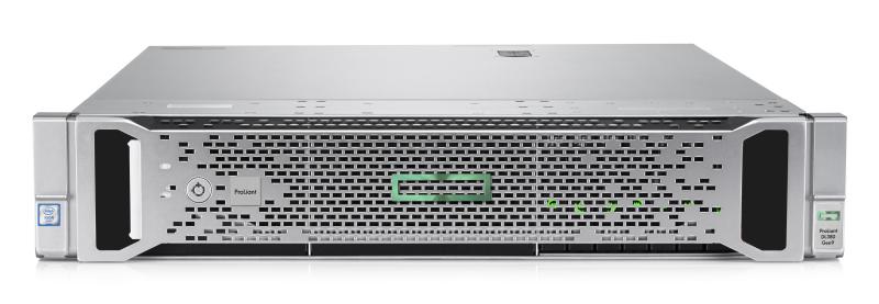 Новогодняя акция по серверам HPE ProLiant Gen9 - 1