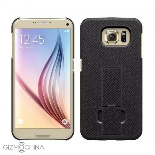 Смартфон Samsung Galaxy S7 получит прямоугольную физическую кнопку