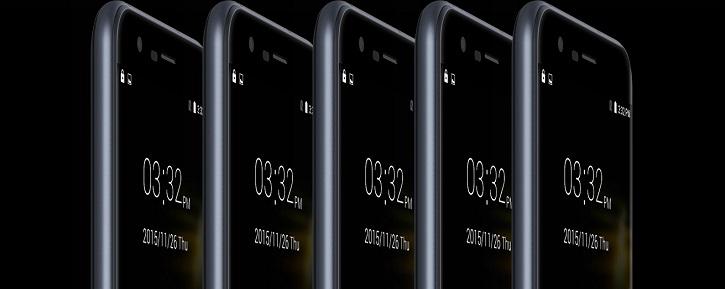 Ulefone Paris и Paris X обновятся в конце первого квартала