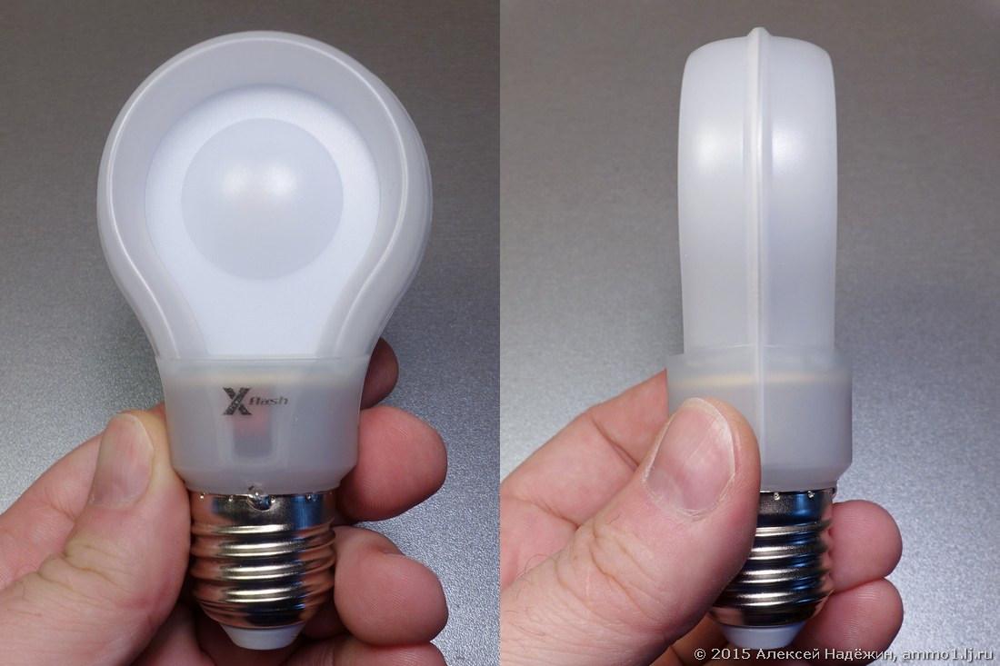 Светодиодные лампы X-Flash - 9