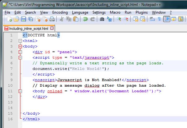 В поисках идеального редактора JavaScript - 4