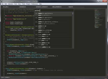 В поисках идеального редактора JavaScript - 5