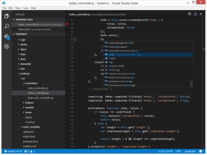 В поисках идеального редактора JavaScript - 6