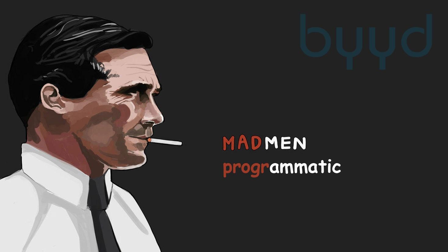 Mad Man: Что бы сказал Дон Дрейпер о programmatic - 1