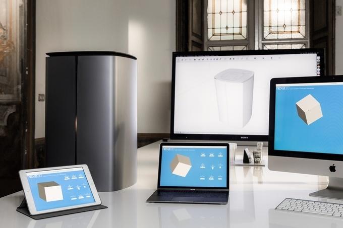 NX 1 — самый быстрый 3D-принтер. Обзор революционера в мире 3D-печати - 7