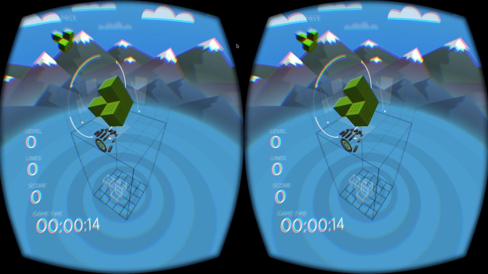 VRD + Leap Motion=дополненная реальность - 4
