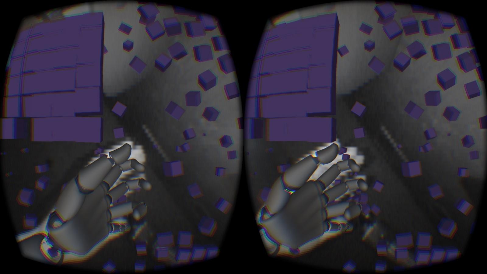 VRD + Leap Motion=дополненная реальность - 5