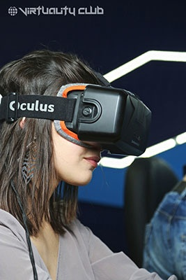 ТОП 5 игр в виртуальной реальности - 2