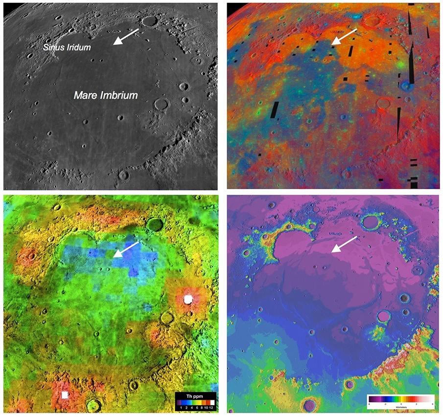 Юйту, китайский луноход, помог собрать важнейшую информацию о Луне - 2