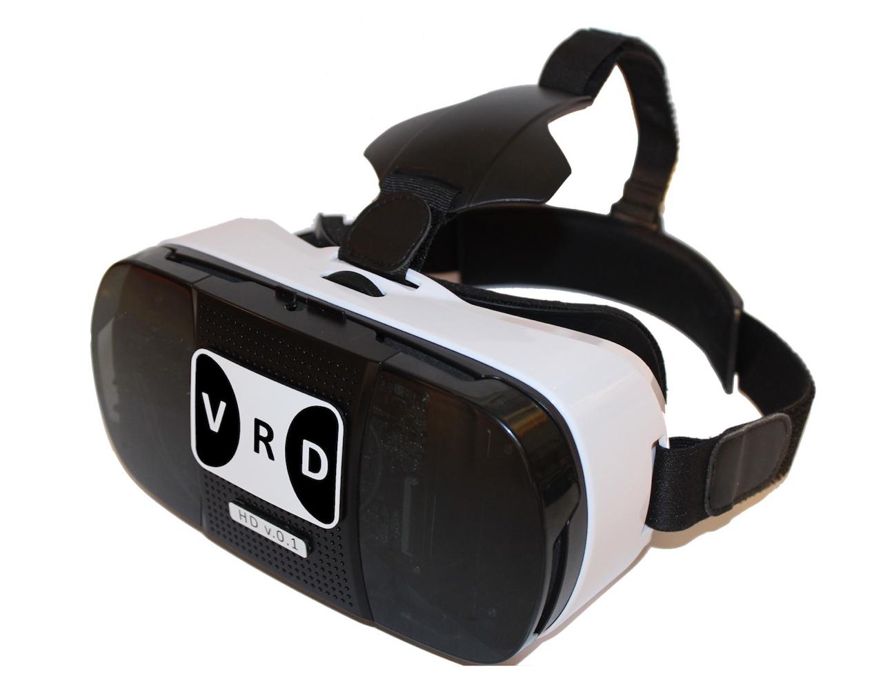 Как мы cделали аналог Oculus Rift - 1