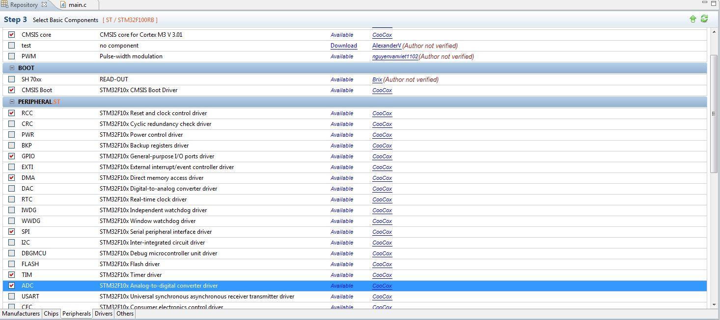 Реализация программного кода для модуля индикации на ILI9341 + STM32. Часть 4.2 - 2