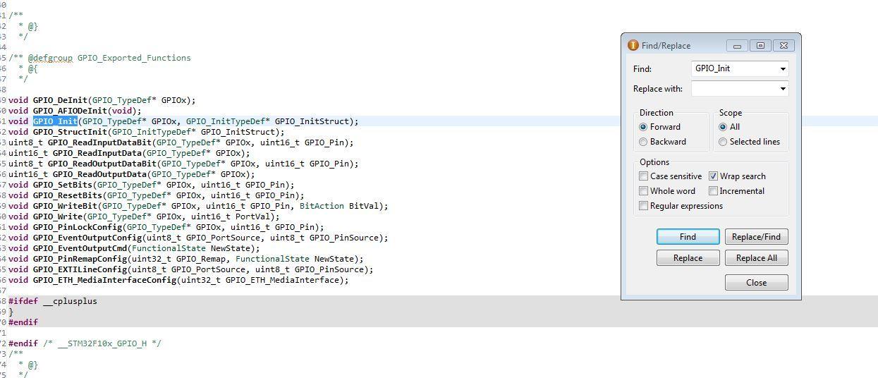 Реализация программного кода для модуля индикации на ILI9341 + STM32. Часть 4.2 - 9