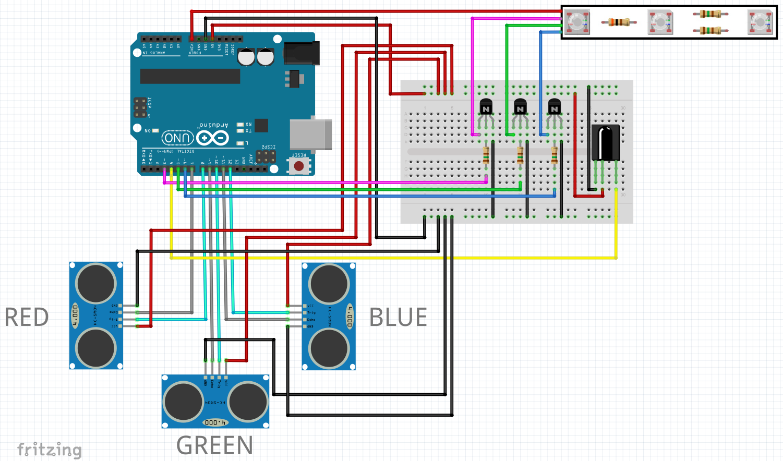 RGB-ночник на базе Arduino - 10