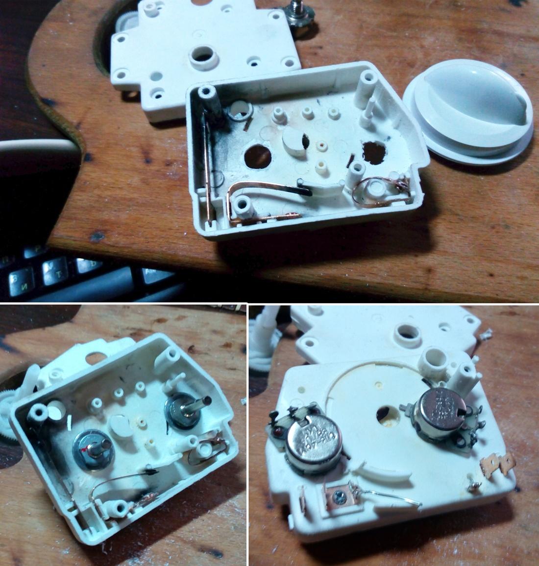 Цифровая микроволновка из механической - 12