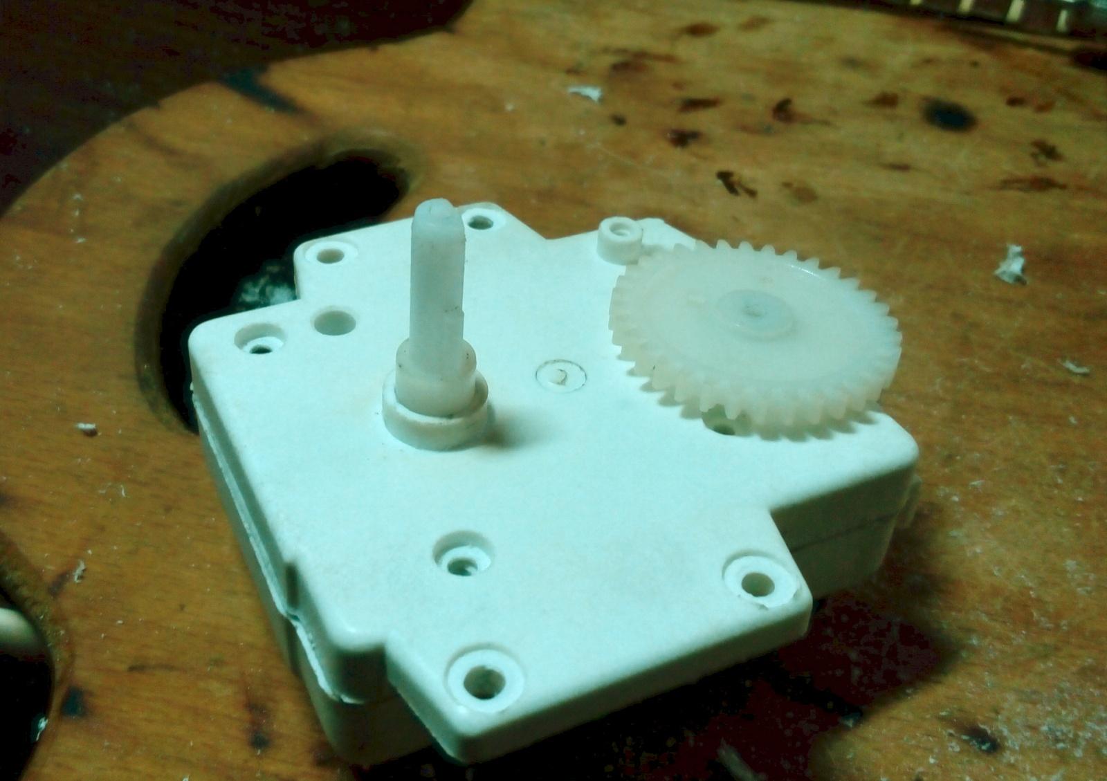 Цифровая микроволновка из механической - 13