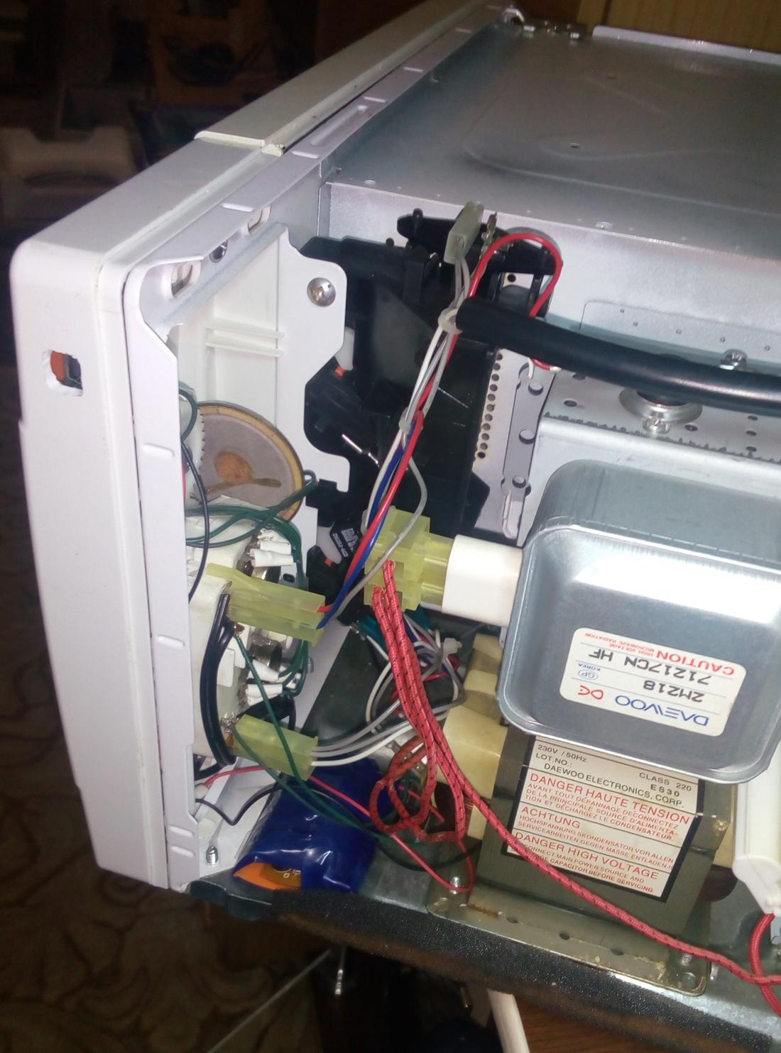 Цифровая микроволновка из механической - 22