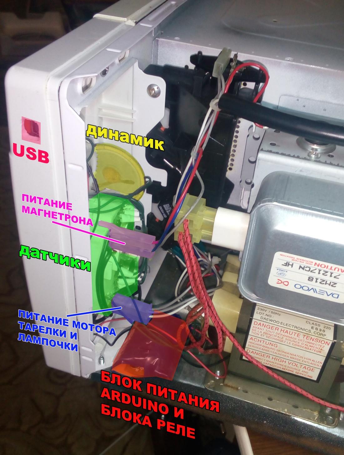 Цифровая микроволновка из механической - 23