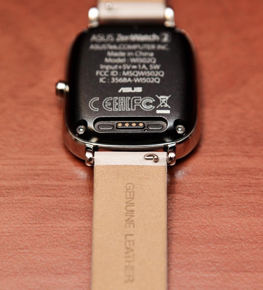 Обзор умных часов ASUS ZenWatch 2 - 15