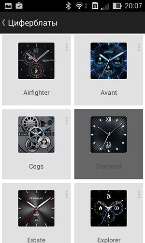 Обзор умных часов ASUS ZenWatch 2 - 20