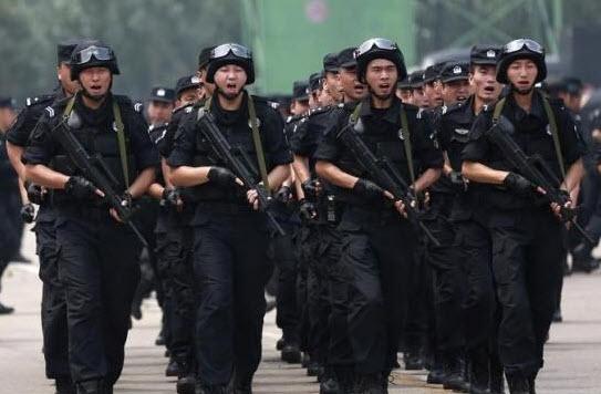В Китае принят спорный антитеррористический закон