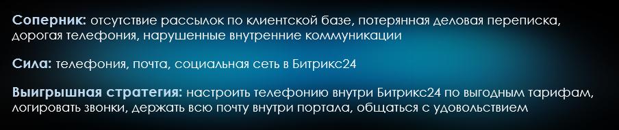Знакомый незнакомец. What is Битрикс24? - 14