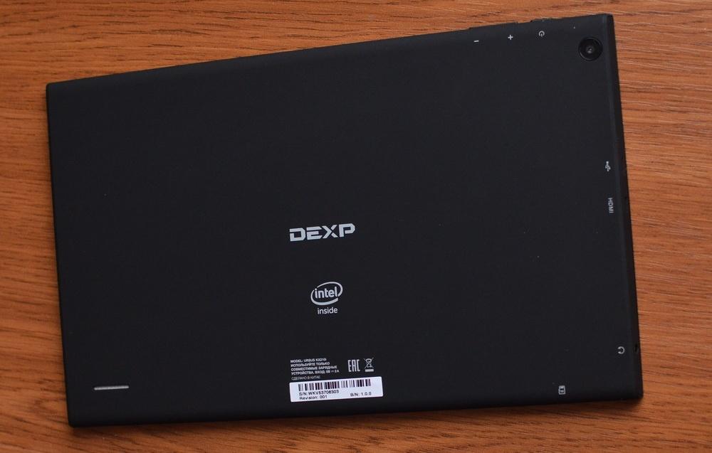 DEXP Ursus KX210i – планшет-трансформер на Windows 10 с процессором Intel® Atom™ - 14