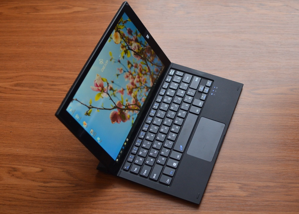 DEXP Ursus KX210i – планшет-трансформер на Windows 10 с процессором Intel® Atom™ - 28