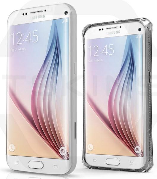 ITSkins опубликовала новые изображения смартфонов Samsung Galaxy S7 и Galaxy S7+ - 3