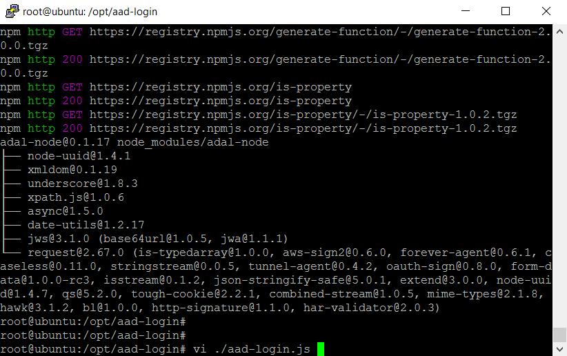 Авторизация в Ubuntu через Microsoft Azure AD - Office 365 - 15