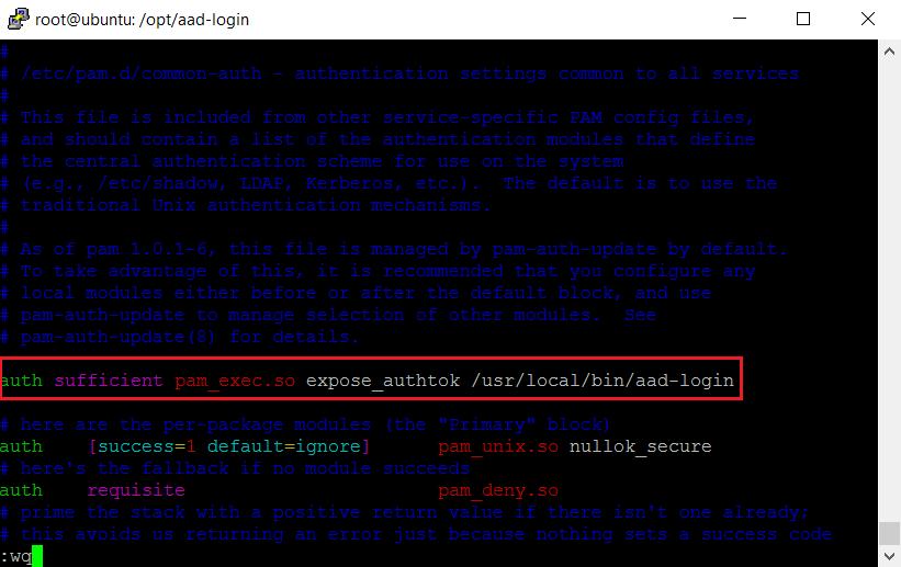 Авторизация в Ubuntu через Microsoft Azure AD - Office 365 - 18