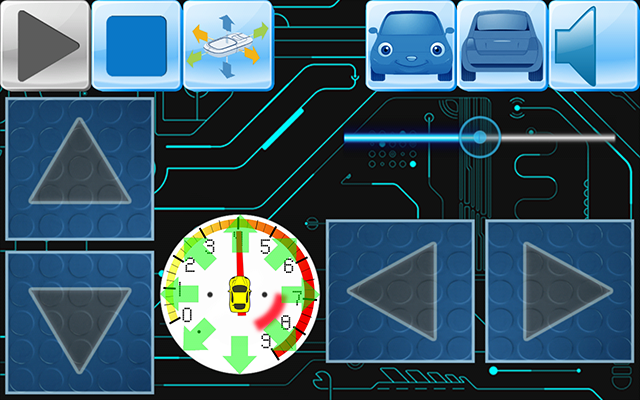 Как я сделал снегоуборщик 3.0 с управлением по Bluetooth с Android смартфона - 6