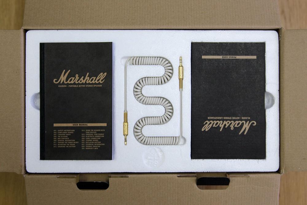 Модельный ряд колонок Marshall - 3