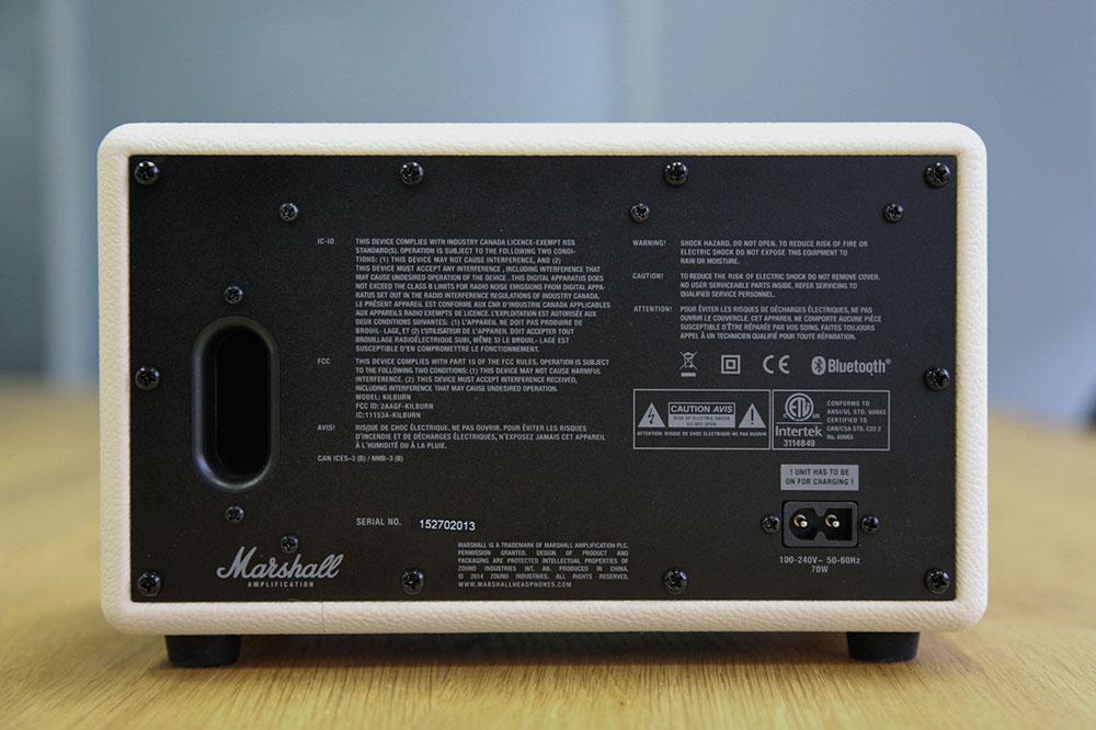 Модельный ряд колонок Marshall - 9