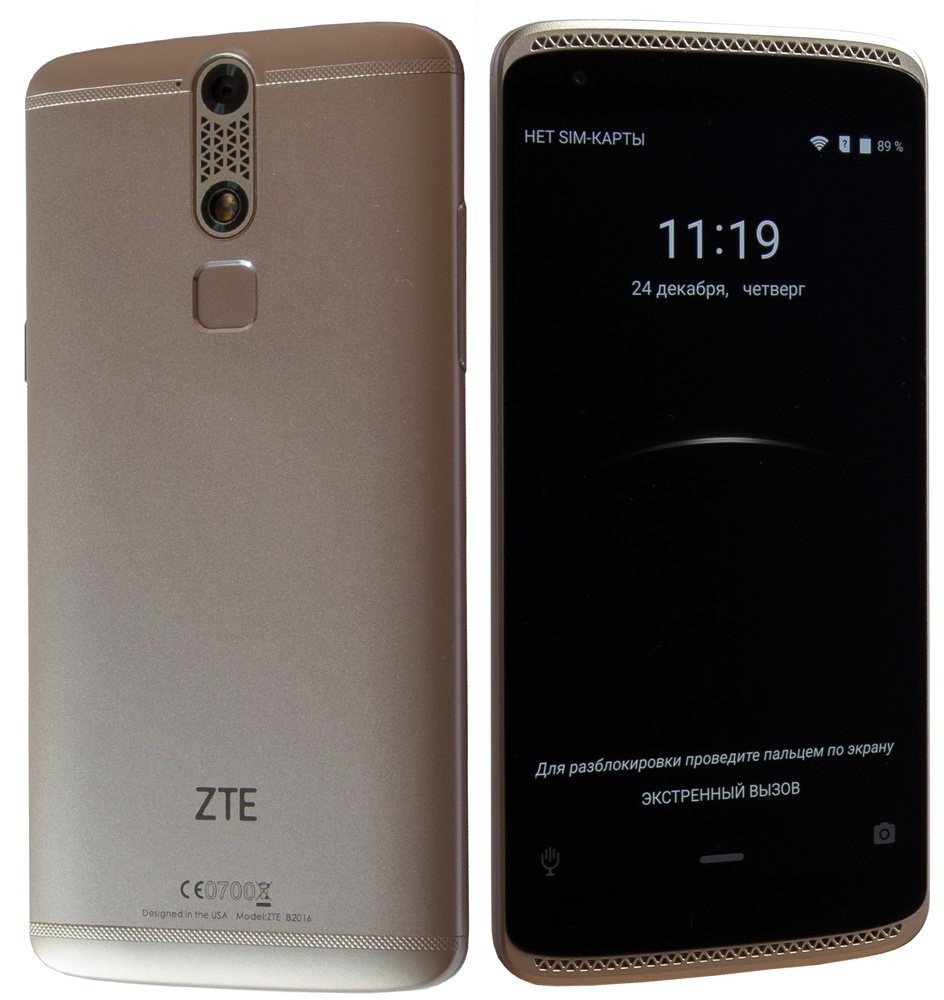 """Обзор смартфона ZTE Axon Mini – ох уж эти """"мини"""" - 5"""