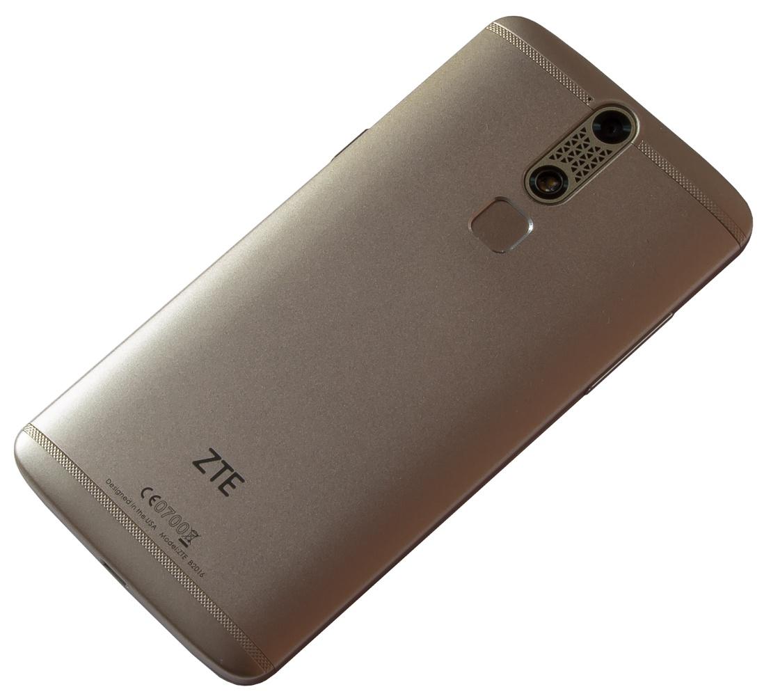 """Обзор смартфона ZTE Axon Mini – ох уж эти """"мини"""" - 6"""