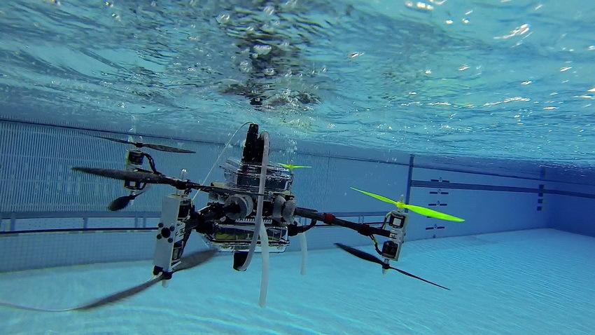 Топ 5 самых невероятных дронов - 2